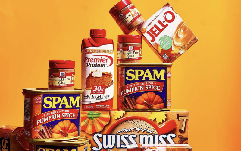 The Surprising History of Pumpkin Spice