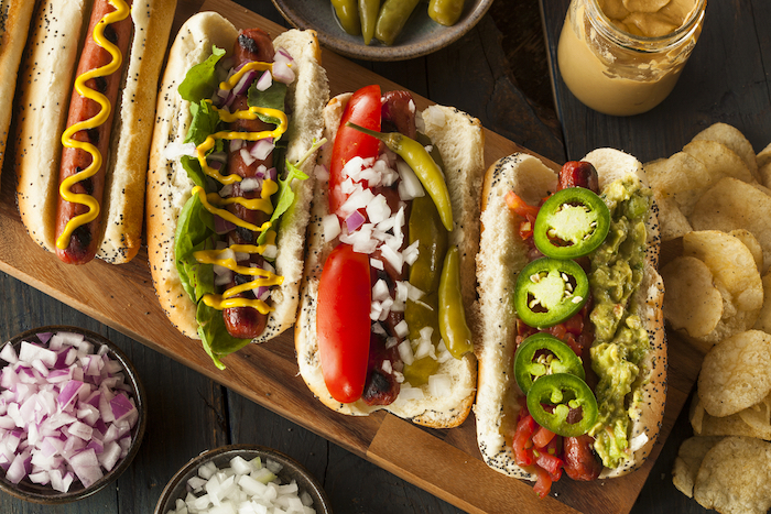 How much does a hot dog cost? About 36 minutes of your life