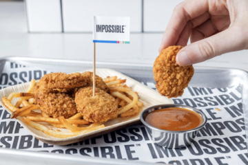 Impossible 'Chicken' Nuggets: Coming Soon to a Restaurant Near You