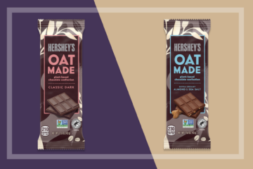 Hershey Launches 'Oat Made' Plant-Based Chocolate Bars in Select Retailers