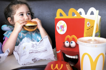 McDonald's Is Phasing Out Plastic Happy Meal Toys