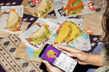Taco Bell's New Taco Lover's Pass Offers 30 Days of Tacos for One Low Price