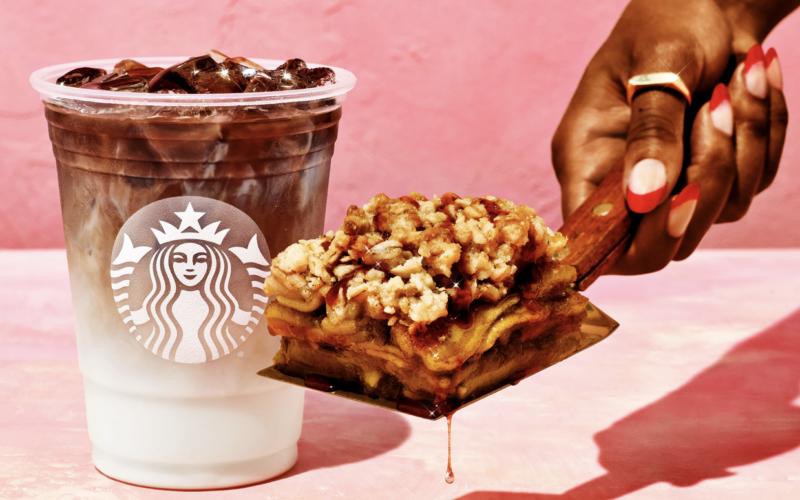 Update: Starbucks Introduces New Apple Crisp Macchiato Along with Pumpkin Spice Latte's Return