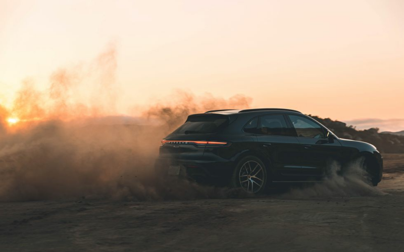 2022 Porsche Macan Does More with Less