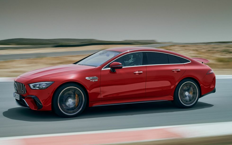 2023 Mercedes-AMG GT63 S E Performance Has 831 Horsepower