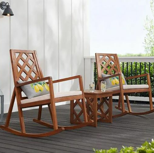 5 chairs to make your front porch rock