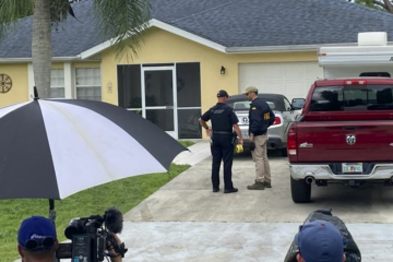 Authorities search preserve for Gabby Petito's boyfriend