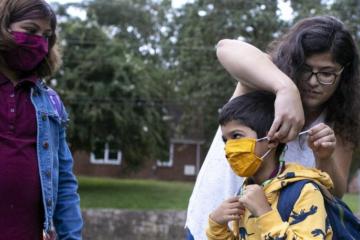 Atlanta: COVID fears loom large for metro Atlanta parents of young students