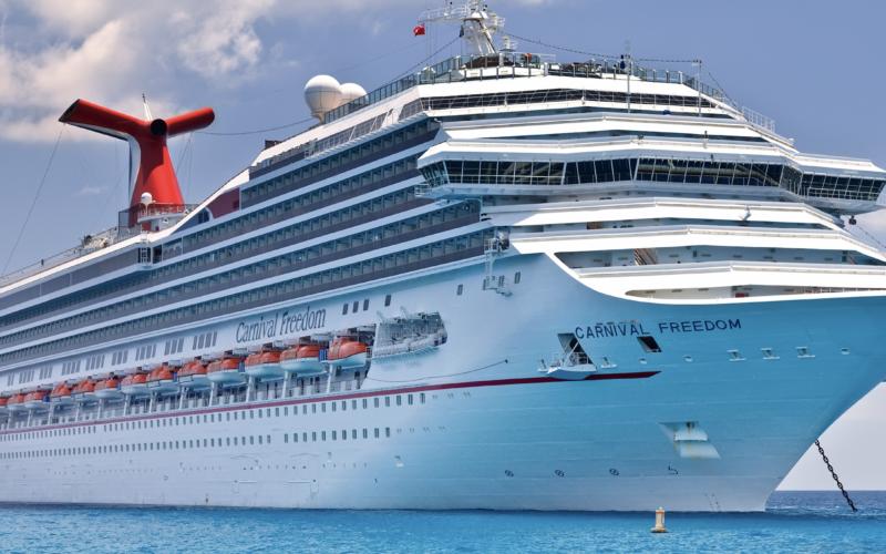 Carnival Cruise ship sailed into path of Hurricane Ida