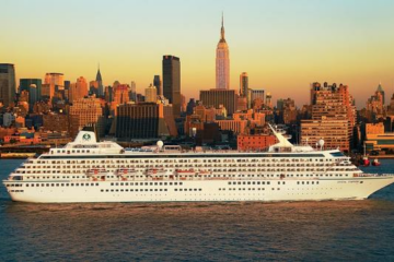 Crystal Cruises Becomes First Line To Resume Sailing From New York