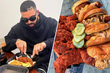Drake Invests in a Rapidly Growing Hot Chicken Chain
