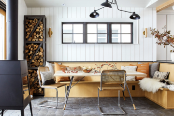 How to Decorate in Organic Modern Style for a Cozy, Uncluttered Home