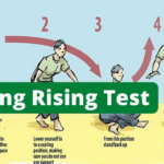 If you can't do the sitting-rising test, you may need more exercise