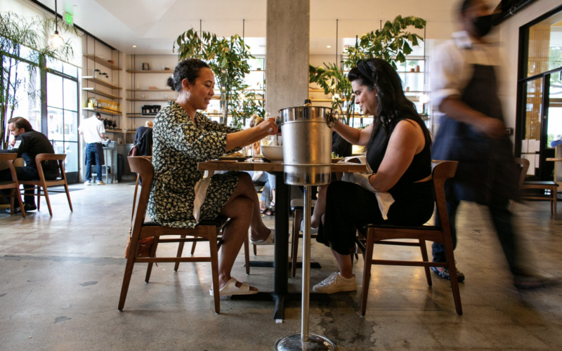 Los Angeles: Will Require Proof of Vaccination to Visit Wineries, Breweries, Clubs, and Bars