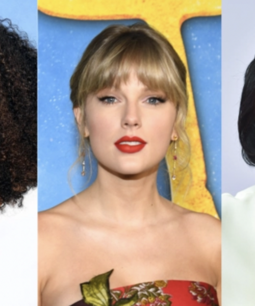 """Oprah, Taylor Swift, Maxine Waters Celebrate """"40 Years of Slayage"""" in Star-Studded Beyonce Birthday Tribute"""