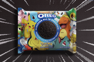 Pokémon Oreos Are Listed on eBay for Thousands of Dollars