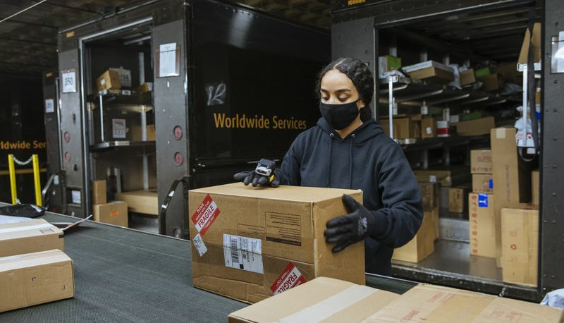 Sandy Springs: UPS hiring 100,000 temporary workers for holiday shipping season