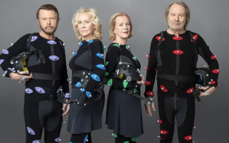 ABBA to Release First New Album in Almost 40 Years