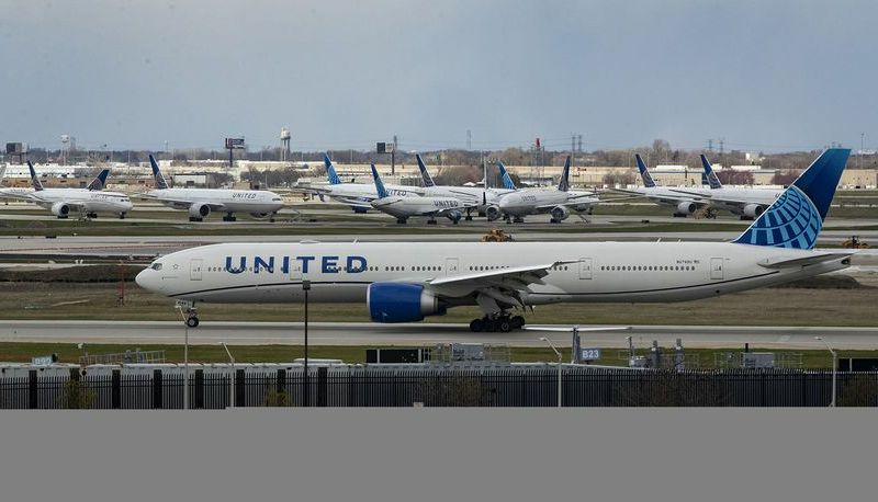 UPDATE: United Airlines lifts nationwide ground stop