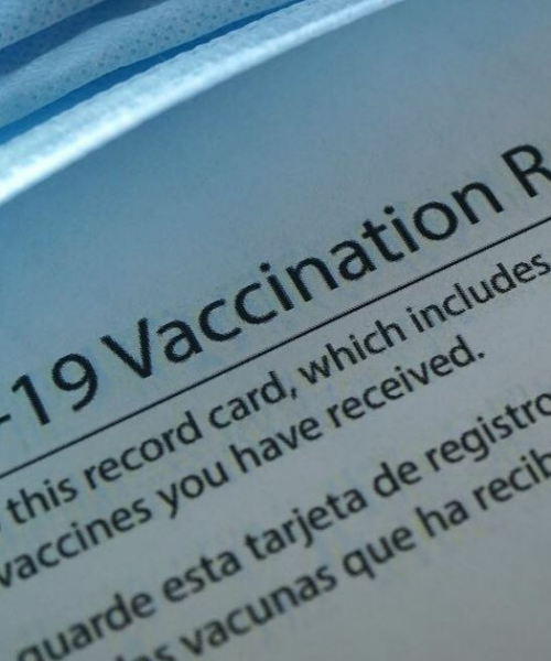 N.C. hospital system fires 175 who didn't comply with vaccine mandate