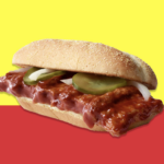 The McRib Is Returning to Celebrate Its 40th Birthday
