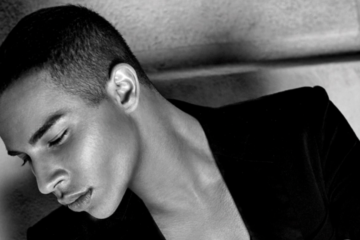 """Balmain's Olivier Rousteing on Secret Hospitalization, Recovery After Tragic Accident: """"I've Been Hiding This Too Long"""""""