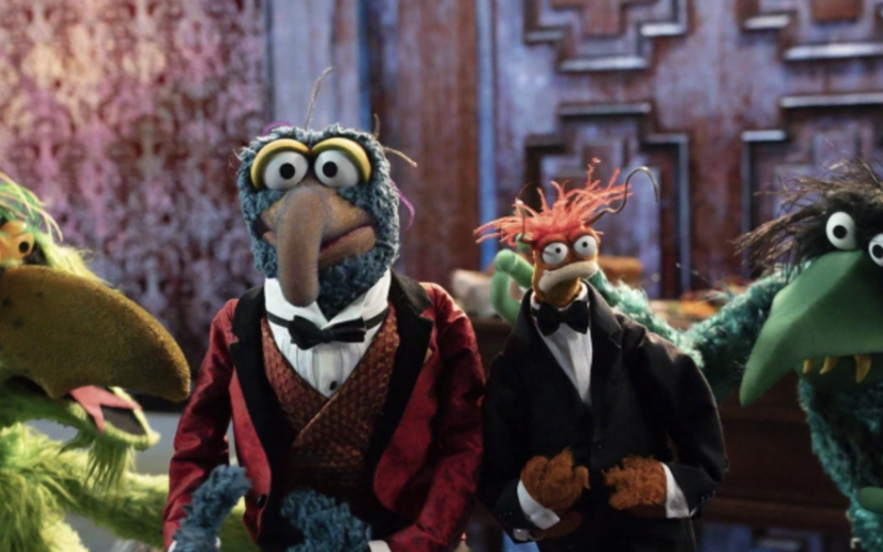 Disney+'s 'Muppets Haunted Mansion': TV Review