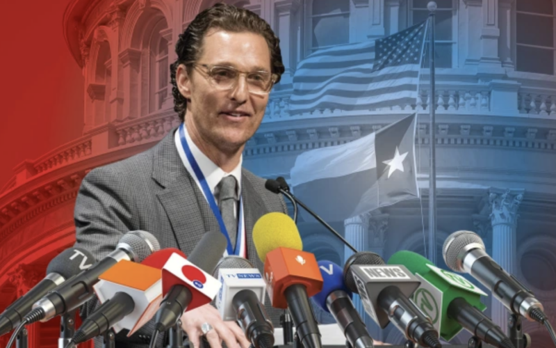 Matthew McConaughey's Big Risk (and Opportunity) If He Runs for Texas Governor