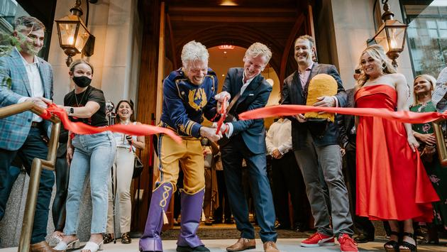 Richard Branson's Virgin Hotels New Orleans Opens in the Big Easy