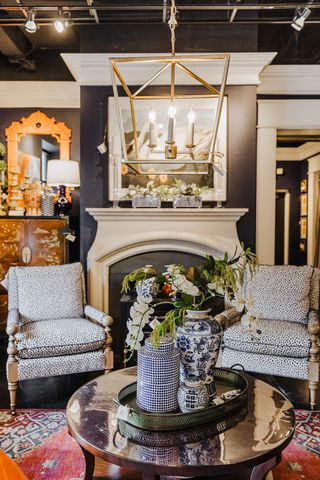 Style at Home: Fall trends 2021: polka dots and pampas