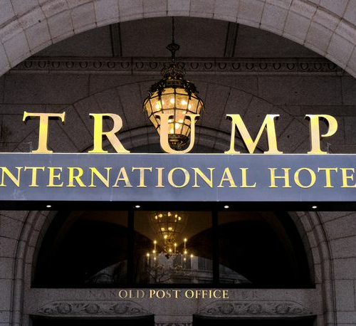 Trump hotel lost $70 million during presidency, got help from bank