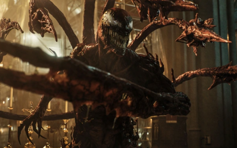 'Venom 2' Ignites Box Office With Record $90M Opening