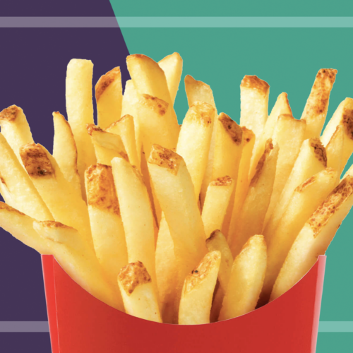 Wendy's Will Replace Your Fries if They're Not 'Hot & Crispy'