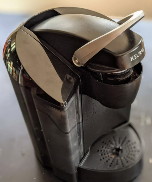 Your Keurig coffee maker has gunky buildup. Here's how to clean it right